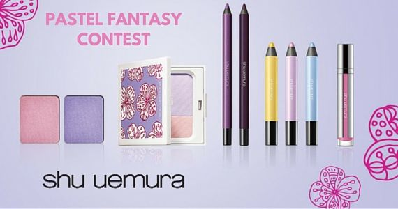 Win a Shu Uemura Pastel Fantasy Collection