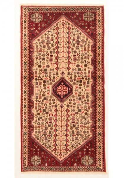 Abadeh Woven: Hand Knotted Size: 2'8″ x 5'3″