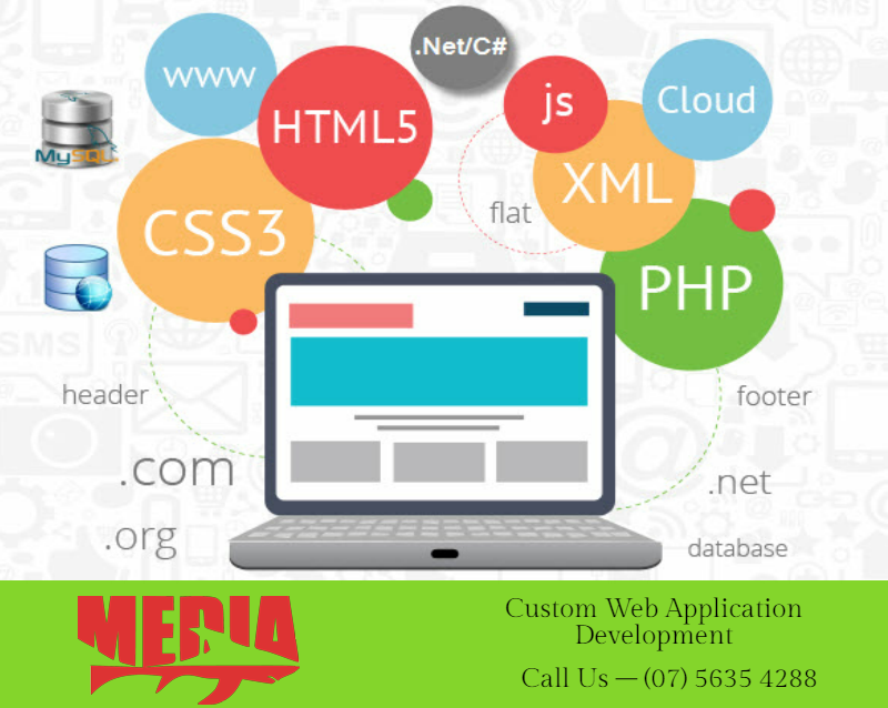 Contact Media Shark for the best custom web application