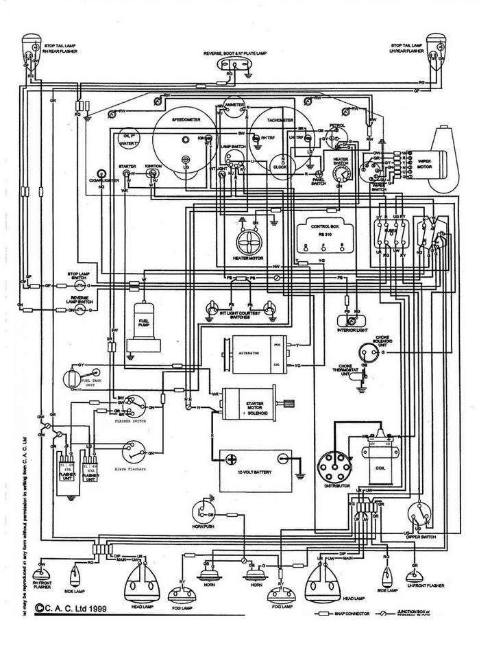 Pin auf Auto Electrical Wiring Diagram