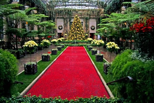 Best Time Of Year To Visit Longwood Gardens