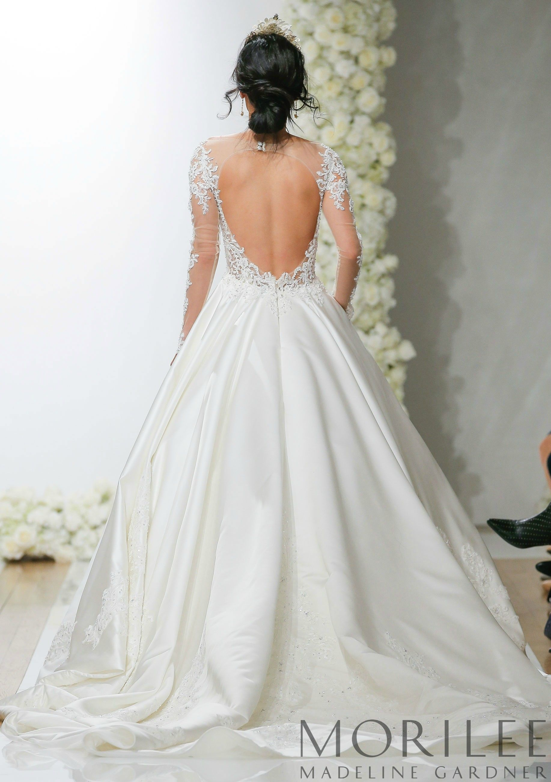 Lourdette wedding dress morilee fall u endless love collection