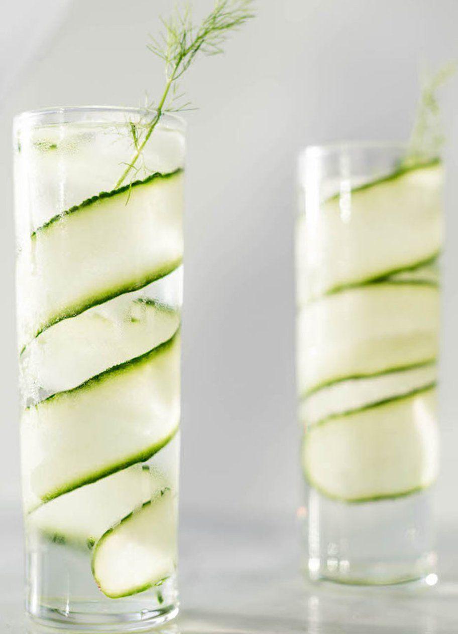 Gin Tonic-Rezepte: 5 neue, spannende Kombinationen #refreshingsummerdrinks