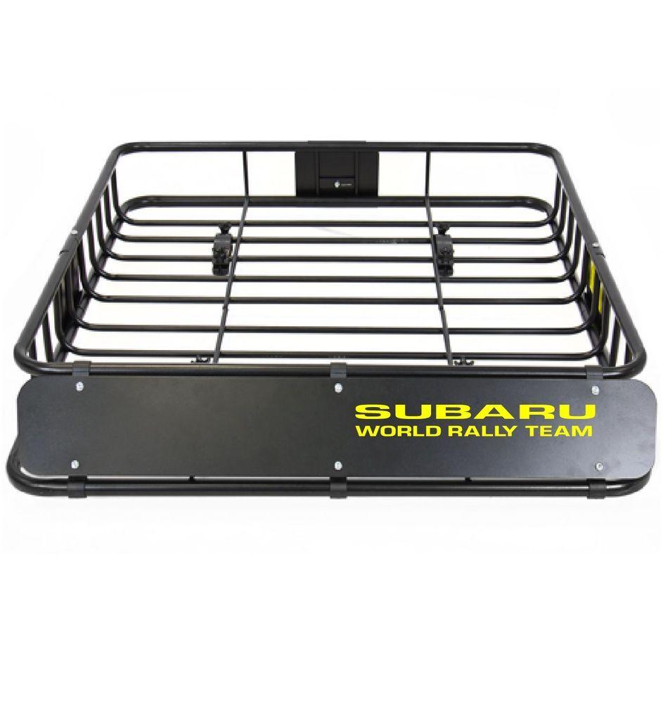Subaru World Rally Team Roof Basket Decal Ebay Motors Parts Accessories Car Truck Parts Ebay Suricato Barraca