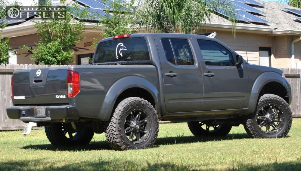 3 2012 frontier nissan suspension lift 6 fuel hostages. Black Bedroom Furniture Sets. Home Design Ideas