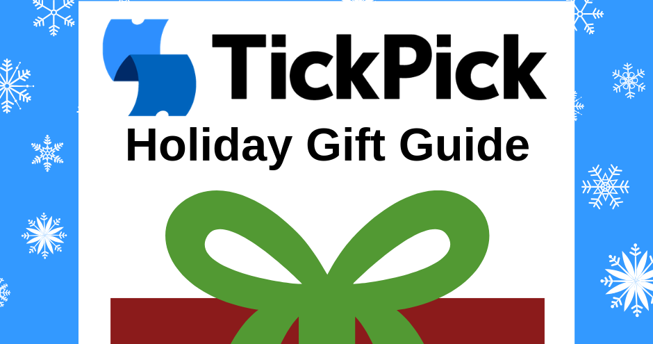 TickPick | Holiday Gift Guide Need some holiday gift ideas? Why not give the gift