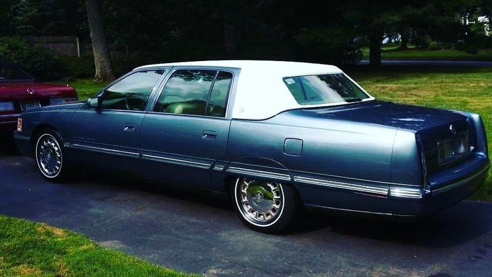 Pin On Cadillac 1994 99