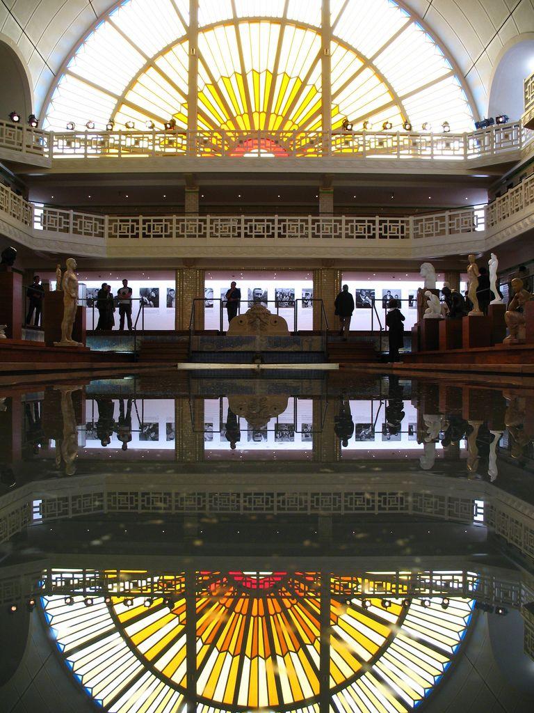 La Piscine Musee D Art Et D Industrie Andre Diligent An Art Deco
