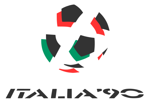 File 1990 Football World Cup Logo Svg World Cup Logo Fifa World Cup 1990 Fifa World Cup