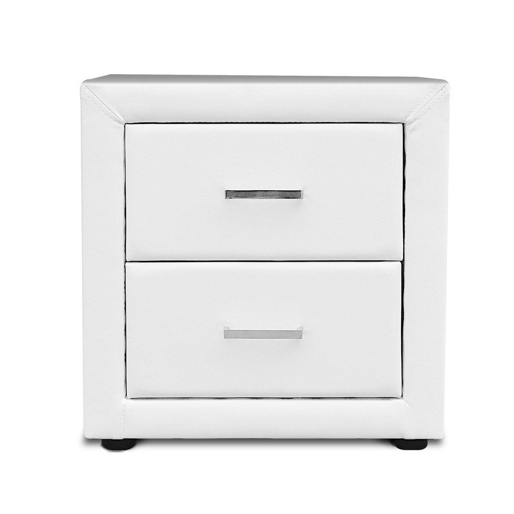Stella faux leather bedside table white free shipping stella faux leather bedside table white free shipping darkhorse creations watchthetrailerfo