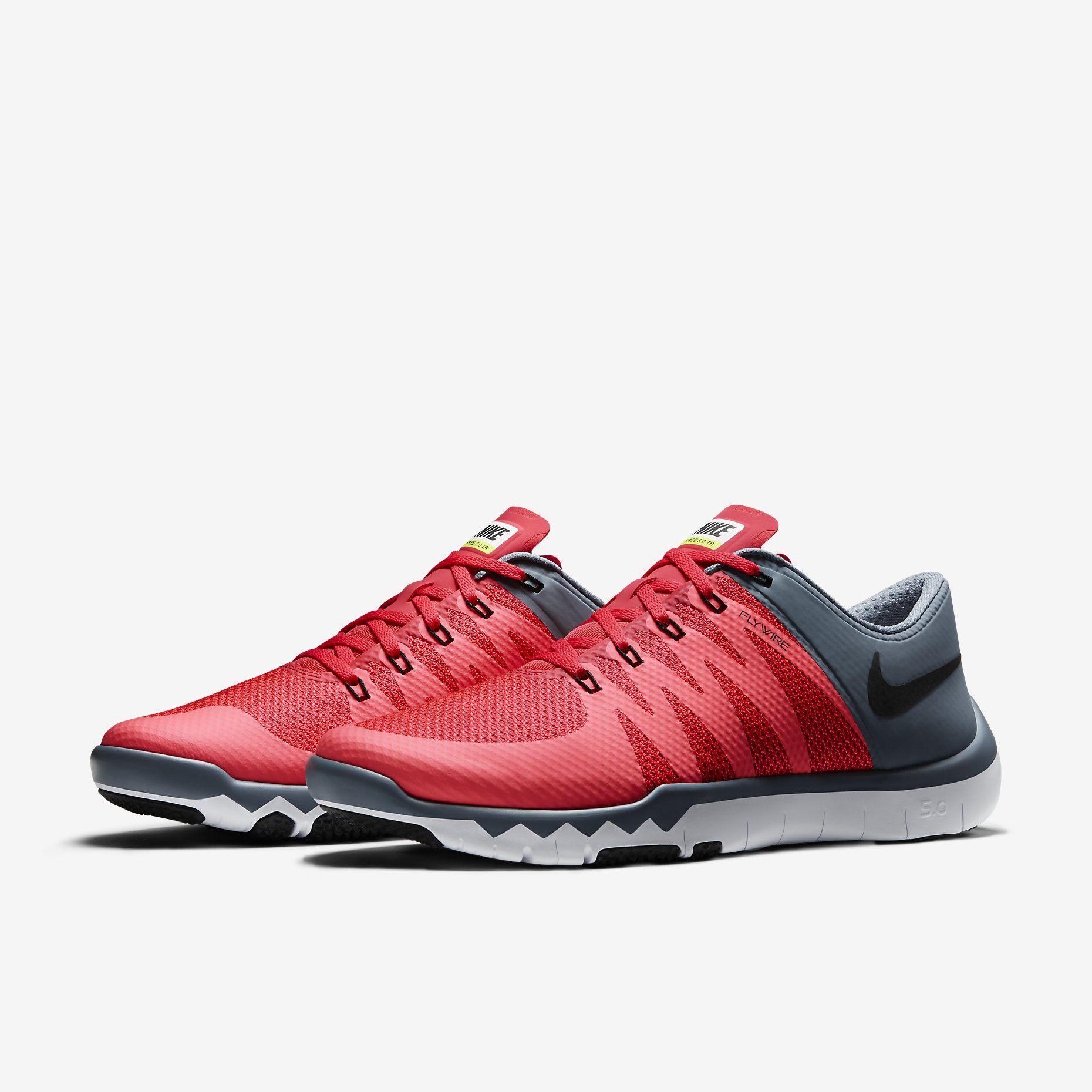 cheaper d5559 f7ce7 Nike Free Trainer 5.0 V6 Men's Training Shoe. Nike Store ...