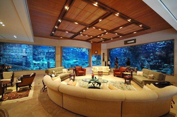 Mega Home Aquariums Of The Middle East