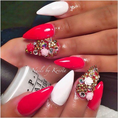 Really diggin these nails