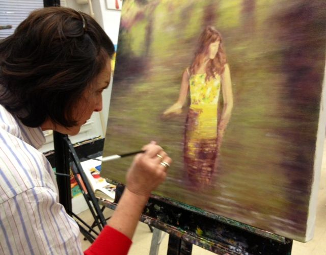 New York Adult Art Classes Nyc Art Art