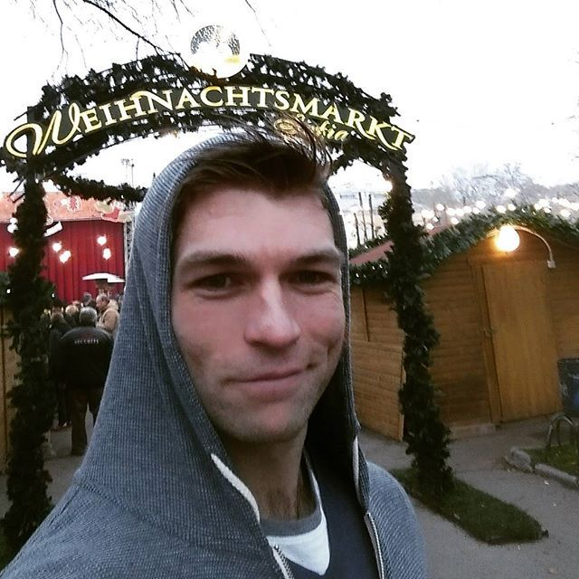 German Christmas in Bulgaria! #hoodie #freezing #notenoughlayers