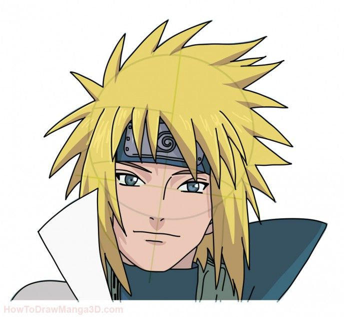 How To Draw Kakashi Easy By Dawn Naruto Sketch Drawing Naruto
