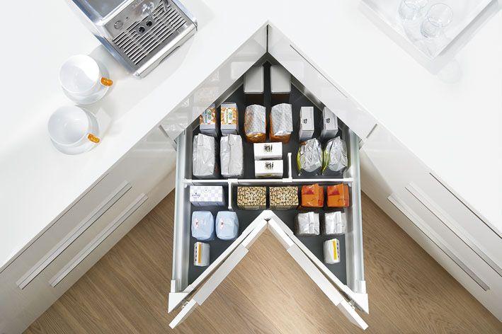 einrichtungstipps f r kleine k chen 4 sch ne ideen und bilder kleine k chen viel platz auf. Black Bedroom Furniture Sets. Home Design Ideas