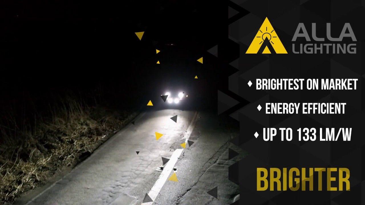 Halogen Vs Led Headlight Fog Signal Brake Strobe Stop Lights Bulbs Led Headlights Bulb Stop Light
