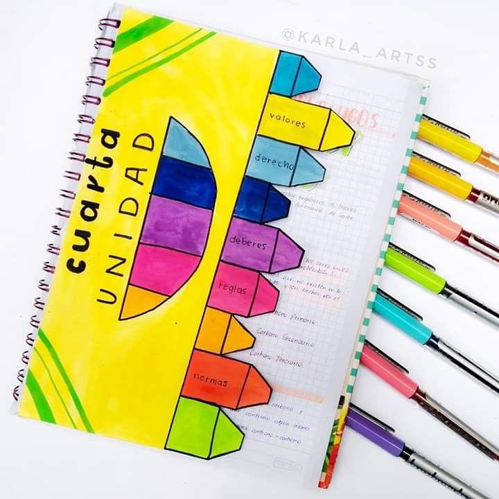 Pin De Carolina Portillo En Titulos Bonitos Para Apuntes En 2020 Libreta De Apuntes Titulos Bonitos Para Apuntes Portada De Cuaderno De Dibujos