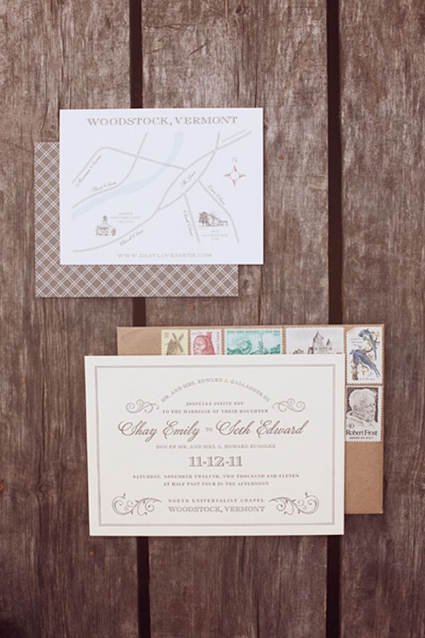 Rustic Vintage New England Wedding from Dreamlove Wedding ...