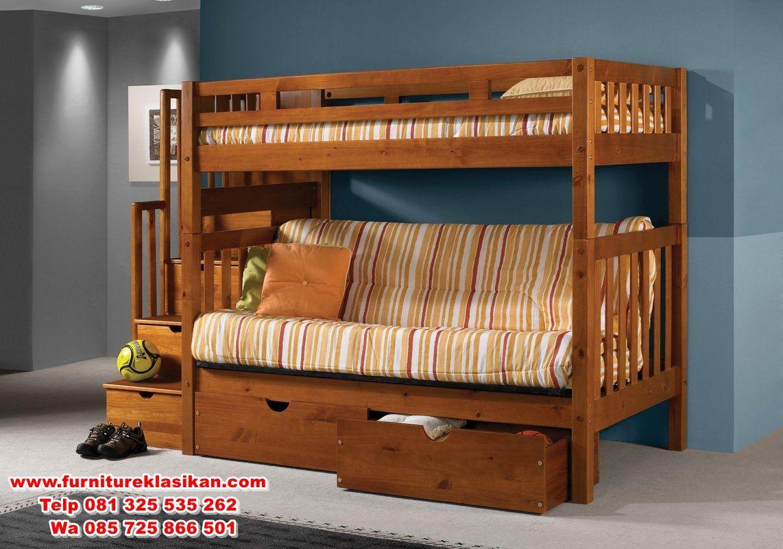 Gambar Tempat Tidur Tingkat Anak Desain Ranjang Tingkat Anak Jati Deskripsi Tempat Tidur Tingkat Duco Gambar Futon Bunk Bed Bunk Beds With Storage Bunk Beds