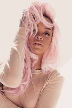 pastel hair black girls - Αναζήτηση Google