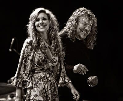 Me And Robert Plant A Lifetime From The Garden To The Hall