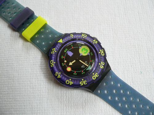 Swatch Captain Nemo SCUBA | Swatch, Orologio e Ricordi