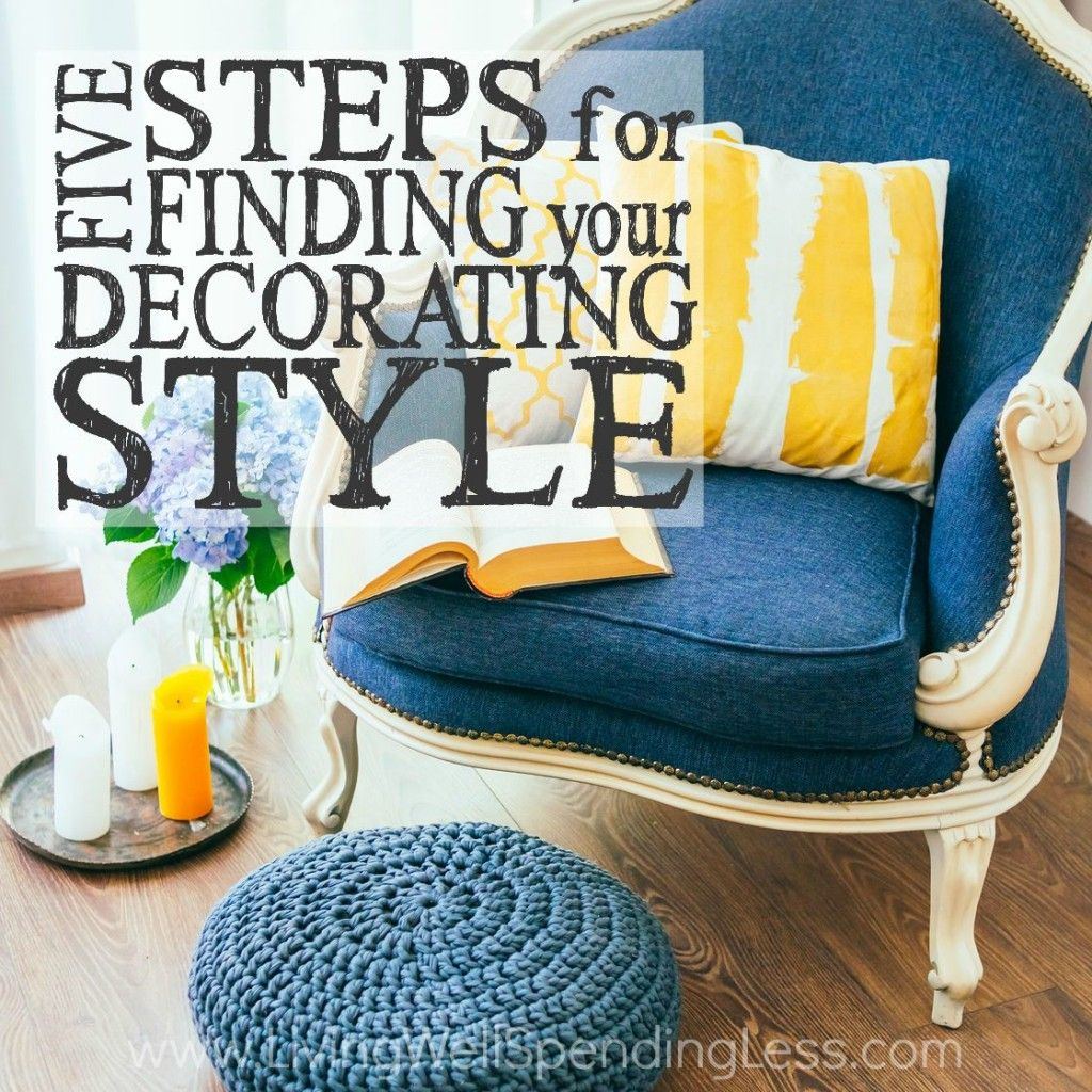 How to find your decorating style - 5 steps for finding your decorating style square 2