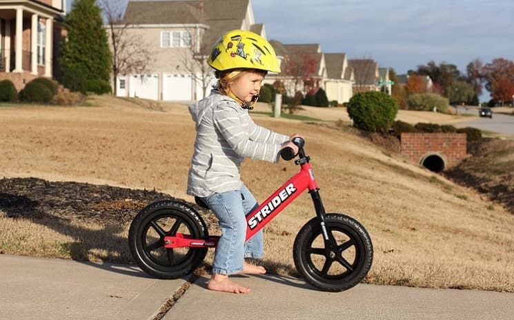 The Strider 12 Sports No Pedal Balance Bike Is The Most Proper