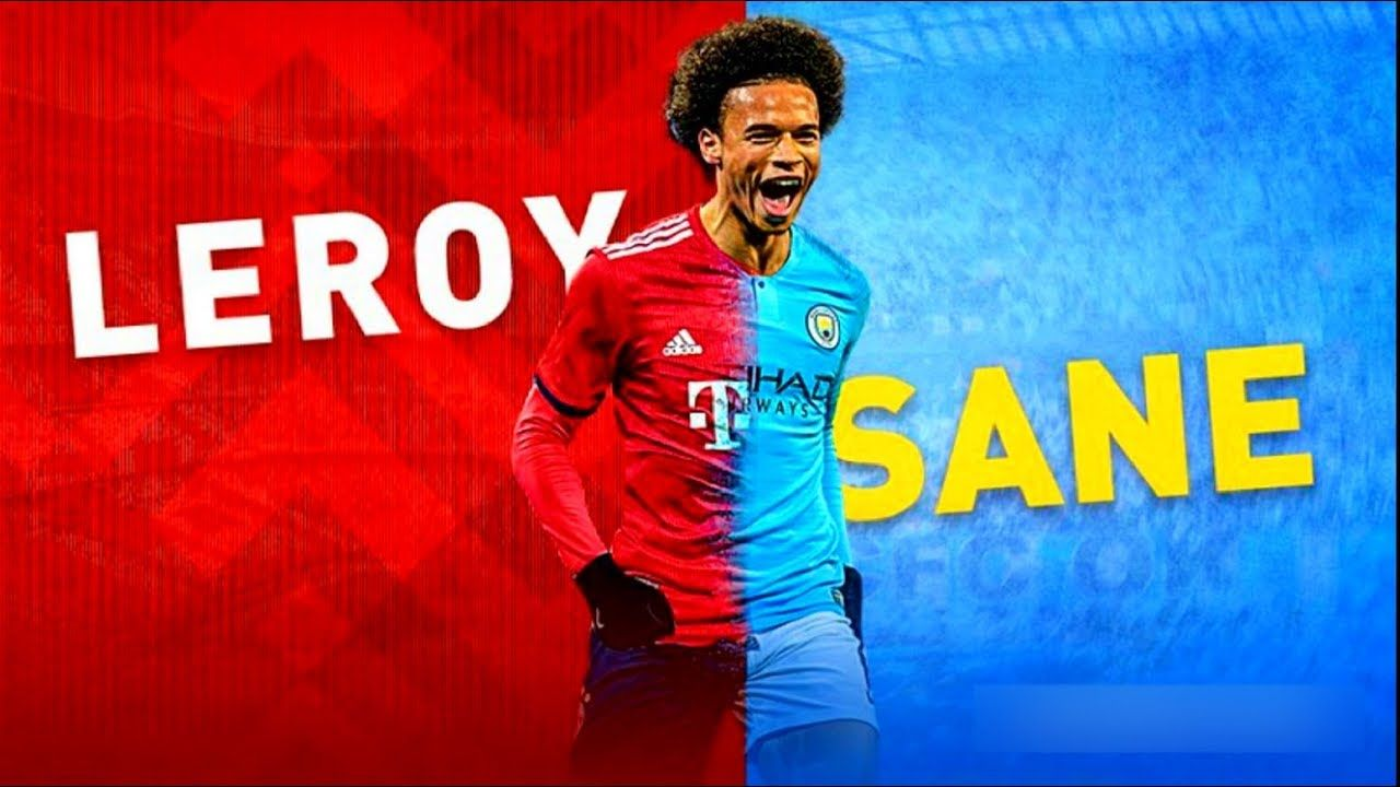 Pin Auf Leroy Sane 2019 Welcome To Bayern Munchen In Sane Skills Goals Assists