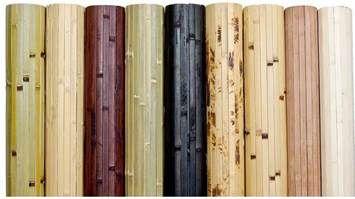 Amazing Bamboo Wall Covering Amazing Design