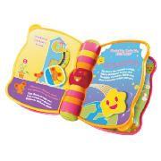 Pink VTech Baby Peek-a-Boo Book