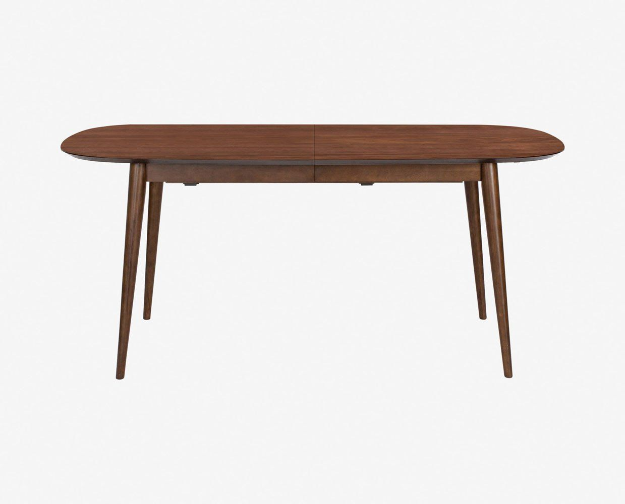 Elegant Contemporary Scandinavian Dining Table Dining Table In Kitchen Oval Table Dining Extension Dining Table