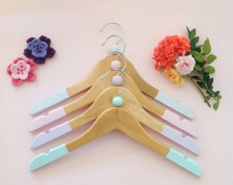 Your Place To Buy And Sell All Things Handmade Hanger Crafts Childrens Coat Hangers Coat Hanger