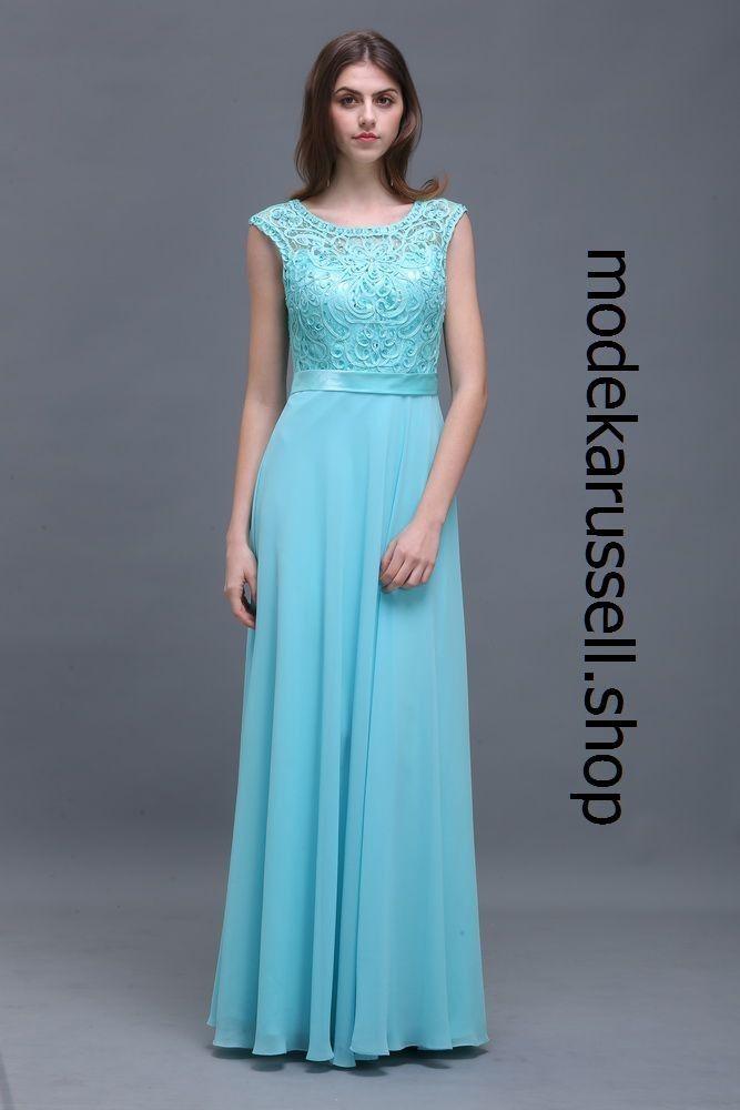 Blaue Spitze Prom Kleider 2017 | Abendkleider 2017 | Pinterest ...