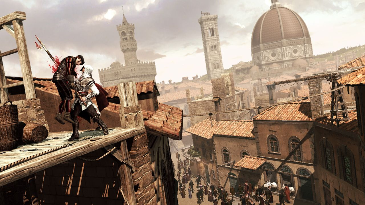 Image result for assassin's creed 2 cities