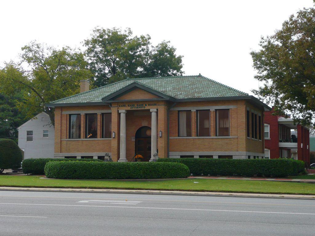 Bartlesville Ok Old Carnegie Library Carnegie Library Bartlesville Library