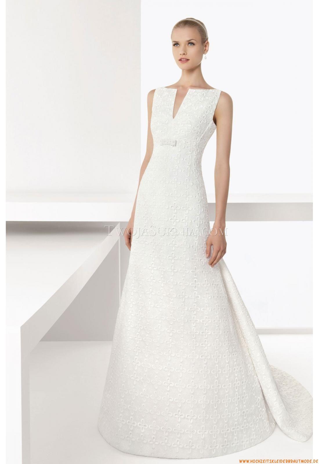 Schlicht Brautkleider 2014 | brautmode ausverkauf | Pinterest ...