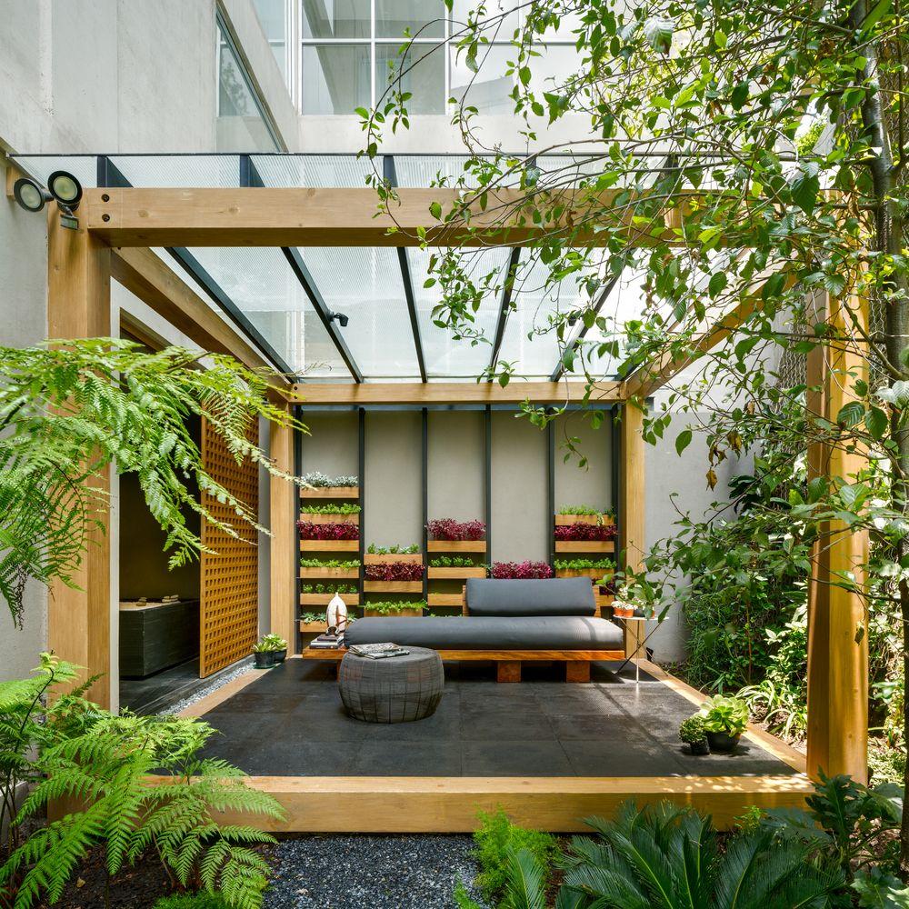 Gallery Of How To Incorporate Gardens In Home Design 4 In 2020 Interior Garden Home And Garden House Design Photos