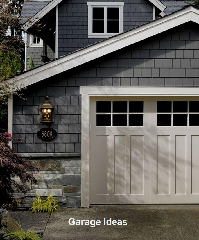 Choosing The Right Garage Doors in 2020 | Garage doors ... on Choosing Garage Door Paint Colors  id=56528
