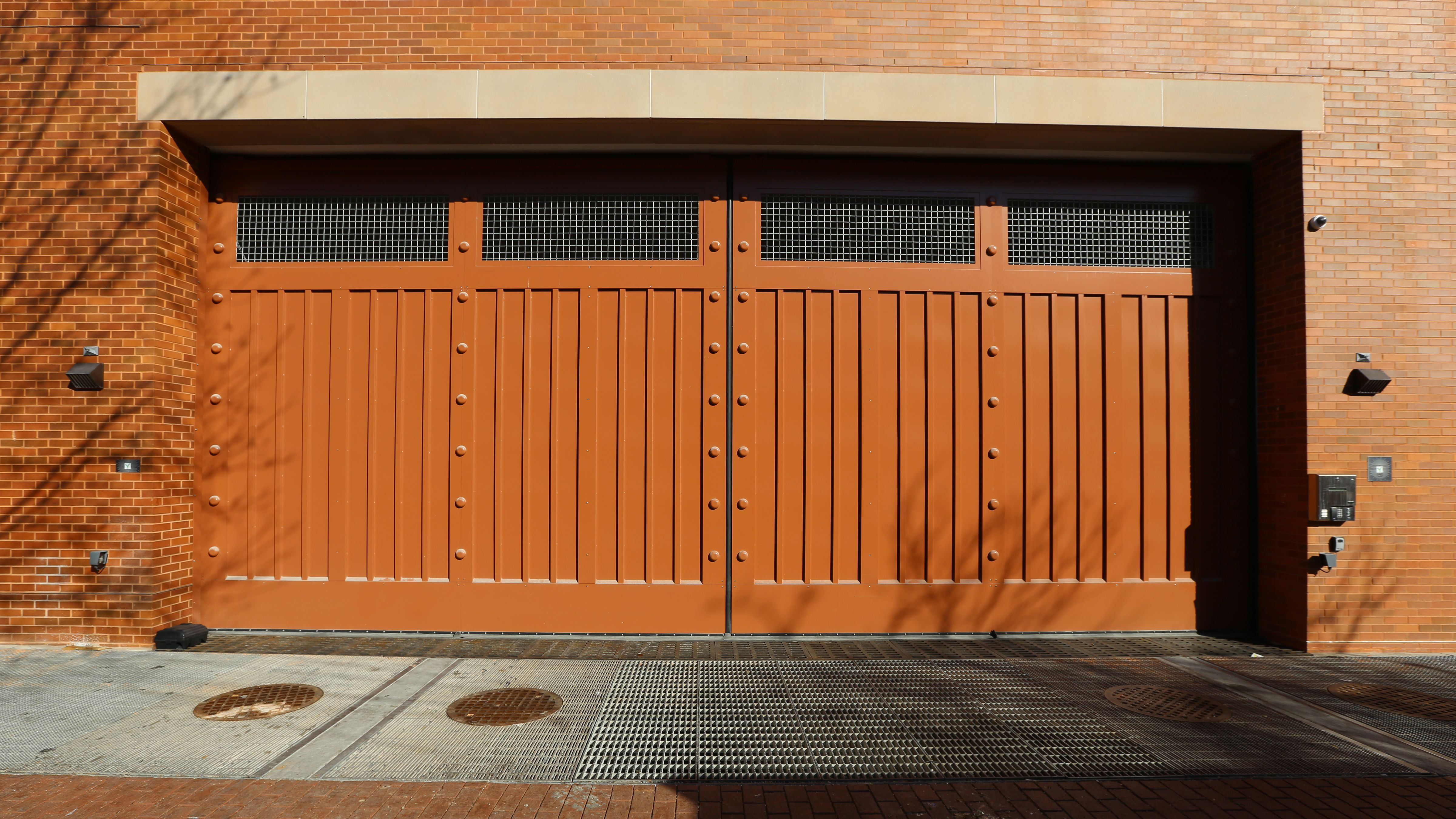 Genial Door Engineeringu0027s Top Hung Sliding Doors. Installed By Overhead Door  Company Of Washington, DC