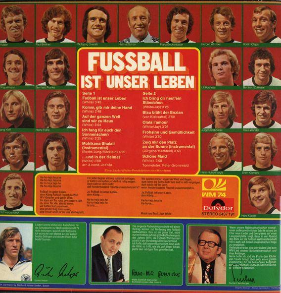 Fussball Ist Unser Leben Backside From Far Far Away