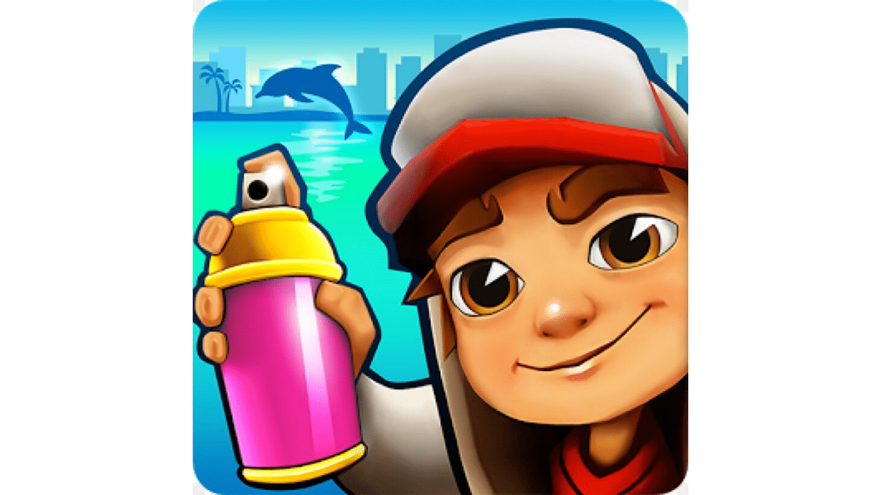 Download Subway Surfers For Pc Windows And Mac Subway Surfers Game Subway Surfers Subway Surfers Download