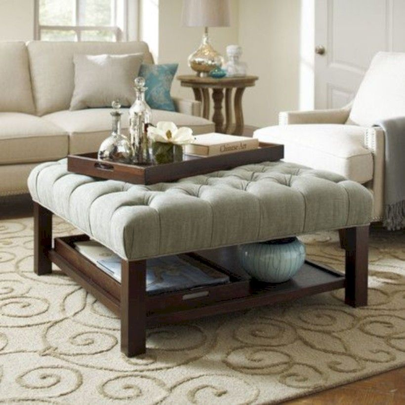 37 tips for a perfect coffee table styling to living room