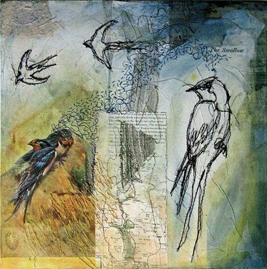 The swallow. Cas holmes