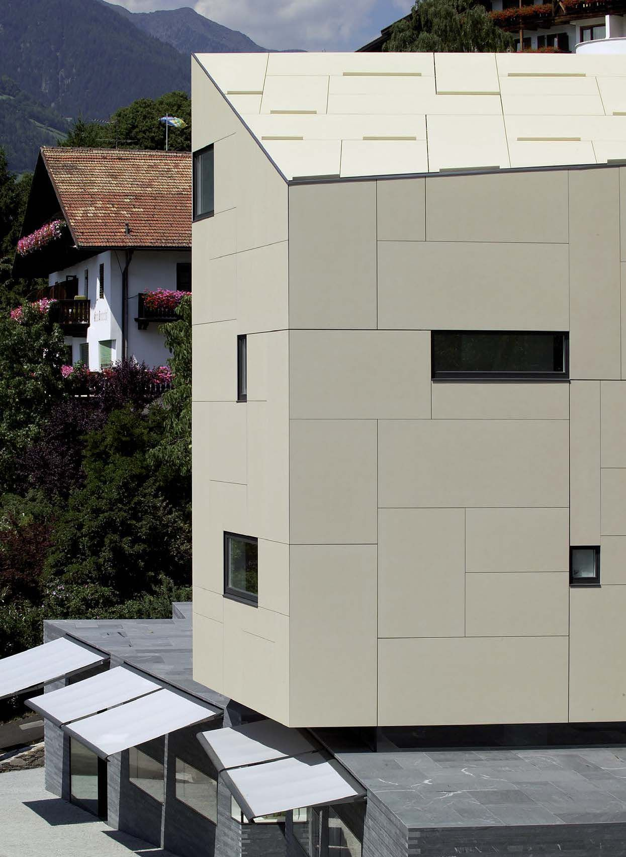 Roofing Panel And Sheet In Fibre Cement Integral Crea By