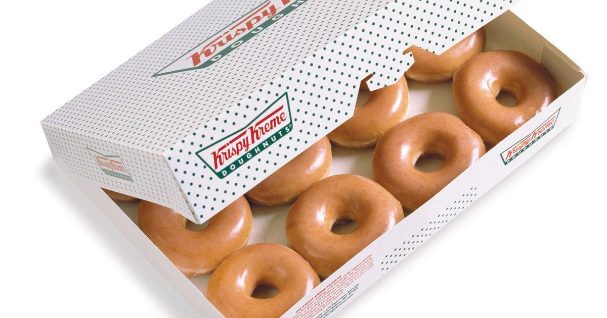 Krispy Kreme Near Me Click Here To Find The Nearest Krispy