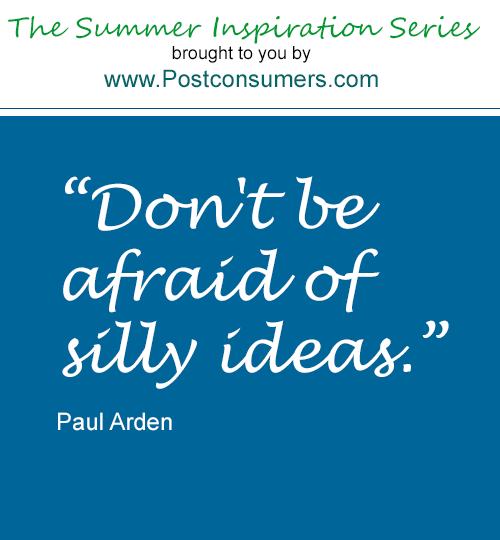 #QuoteoftheDay: Silly Ideas