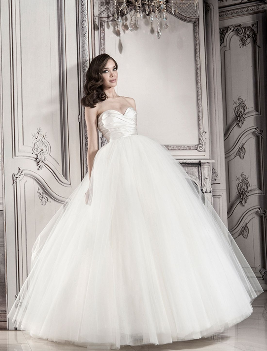 KleinfeldBridal.com: Pnina Tornai: Bridal Gown: 32848202: Princess ...